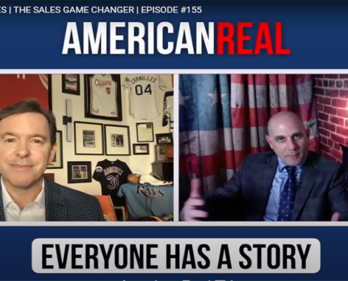 americanreal podcast with Rob